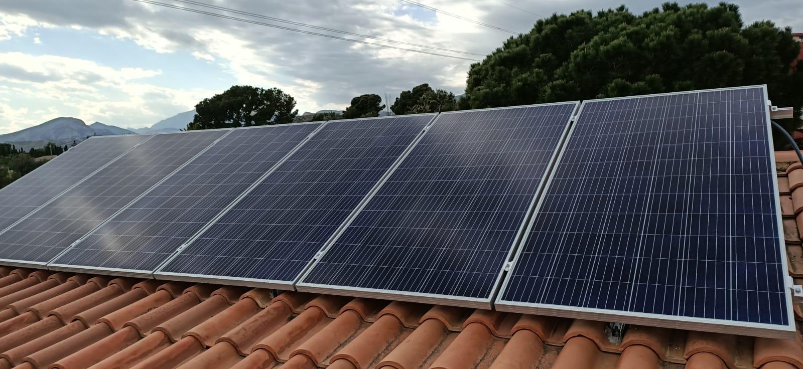 placas solares fotovoltaicas autoconsumo