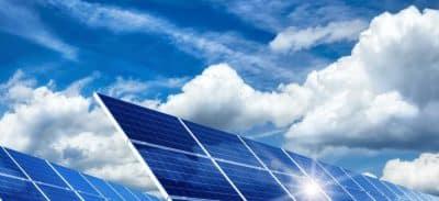 Proyecto de parque fotovoltaico de 65 MW