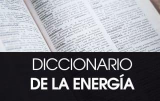 diccionario energía