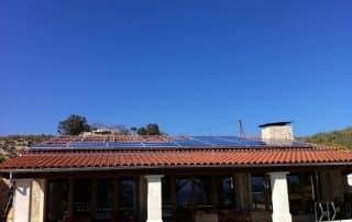 Fotovoltaica vivienda