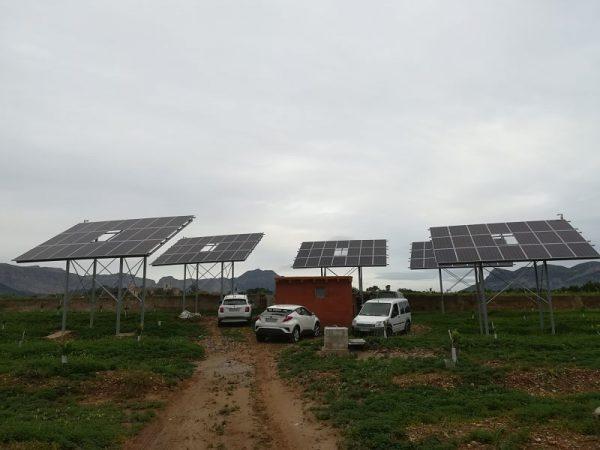 Placas solares. Ingeniería Fotovoltaica