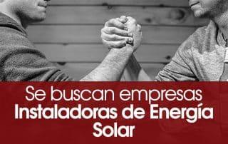 instalador energia solar España