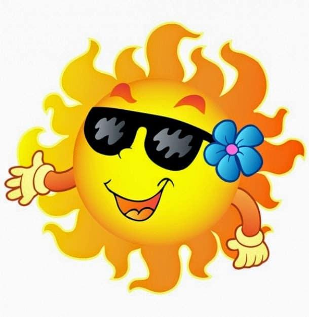 El sol es tu amigo