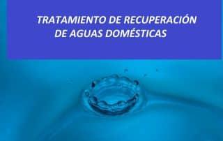 tratamiento de agua doméstico