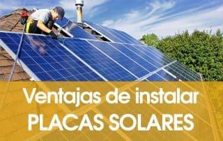 ventajas placas solares