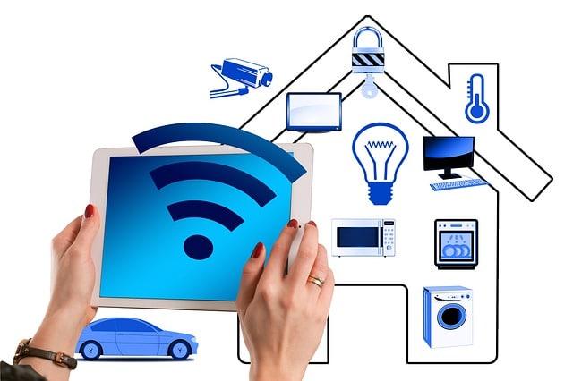 Casa inteligente y eficiente