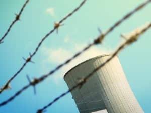 gas central eléctrica