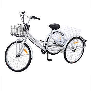 Talla /Única Monty Vintage Bicicleta de Ciudad Unisex Adulto Azul