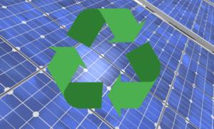 Reciclado de placas solares