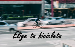 Elige tu bicicleta