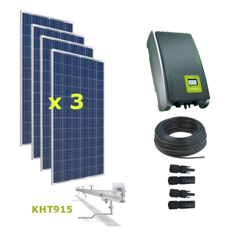 kit autoconsumo 1 kW