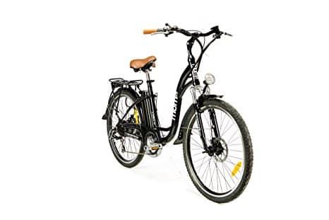 Bicicleta eléctrica urbana