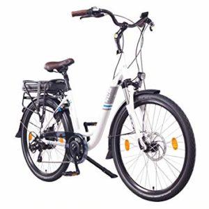 Bicicleta eléctrica NCM Munich