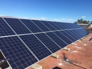 Fotovoltaica con excendentes