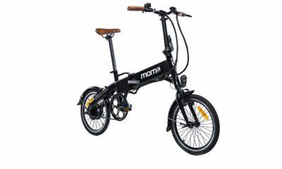 bicicleta moma plegable