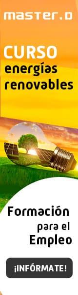 Formate en energías renovables
