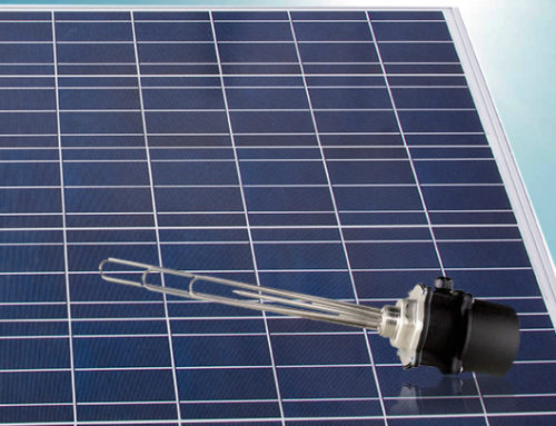 Fotovotlaica y resistencias eficientes para calentar agua y aprovechar mejor el sol