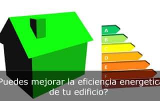 Rehabilitación energética en edificios