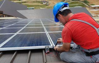 Trabajo técnico energía solar fotovoltaica