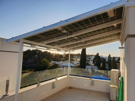 Paneles solares para autoconsumo