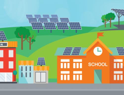 ¿Qué es  y cómo funciona una comunidad solar con autoconsumo compartido?