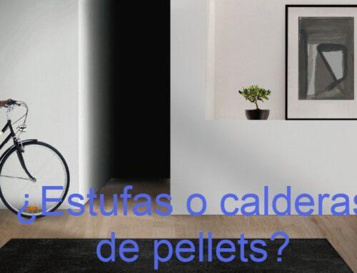 ¿Estufas de pellets o caldera de biomasa para calefacción?