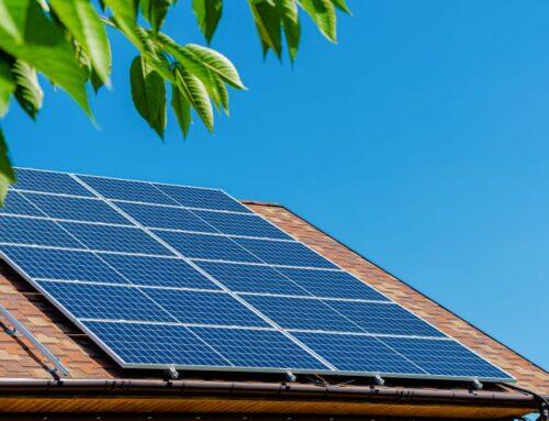 Estructura y funcionamiento de una placa solar