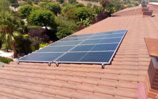 placas solares en tu casa