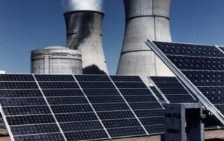 Energías renovable sy fósiles