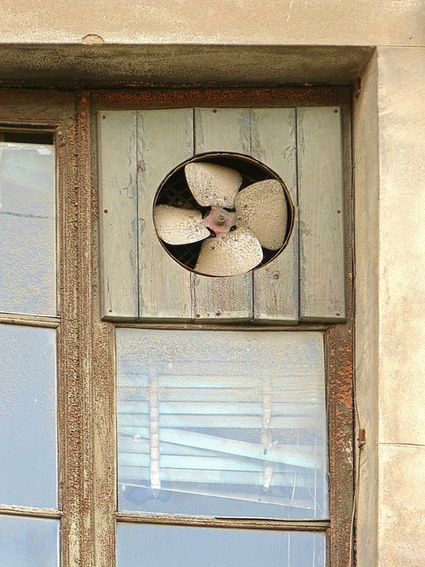 Ventilación en viviendas