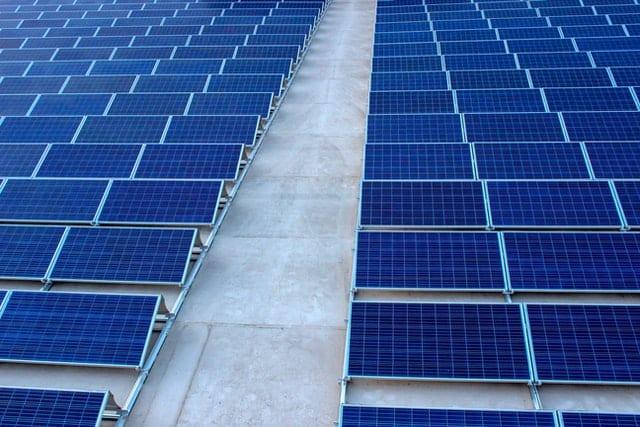 Proyectos de energía solar fotovoltaica