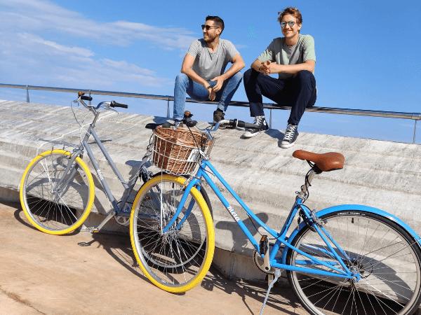 Tu propia bicicleta Antirrobo Kleta