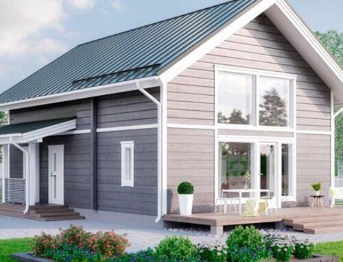 ¿Las casas de madera son eficientes?